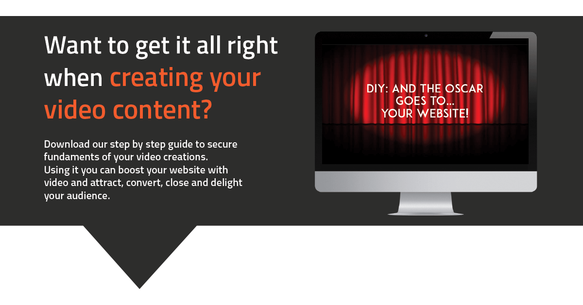 download your guide for video creation