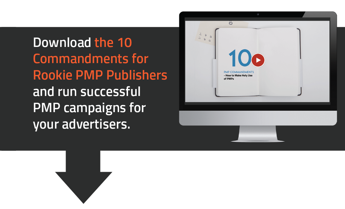 PMP campaigns 10 rules advertisers successful