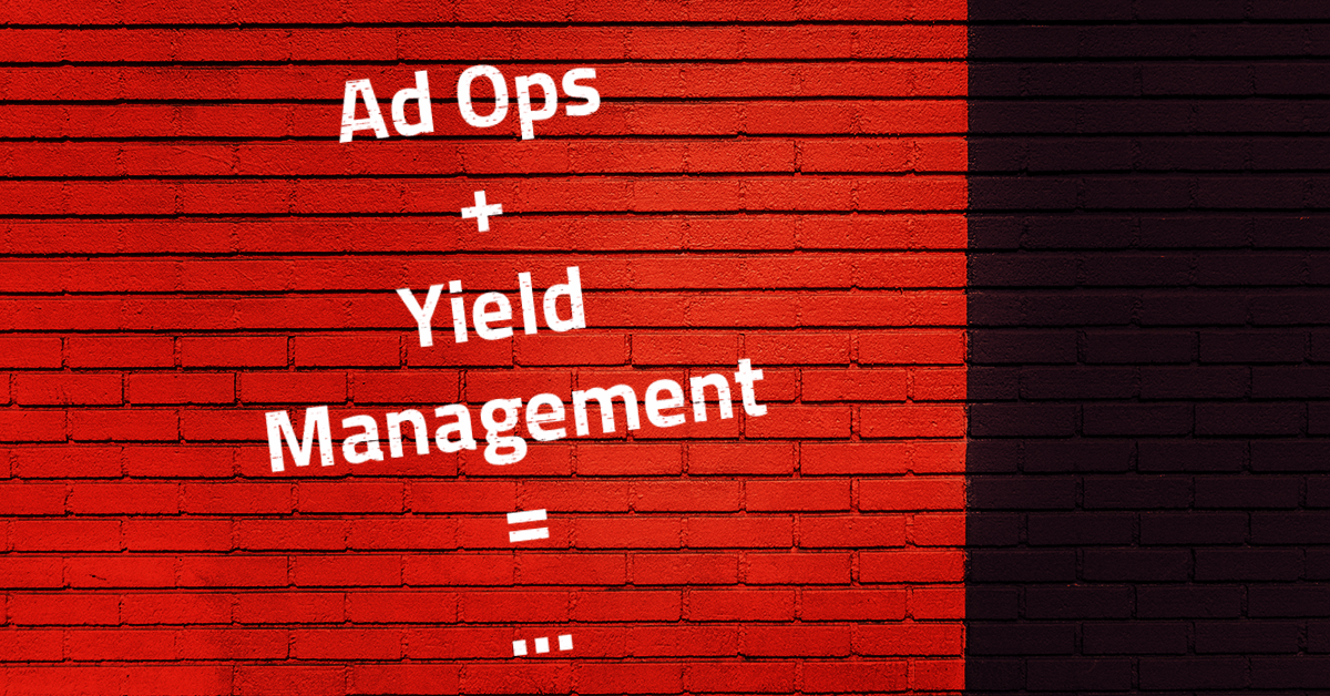 Ad ops_ Yield Management Yieldbird Publishers